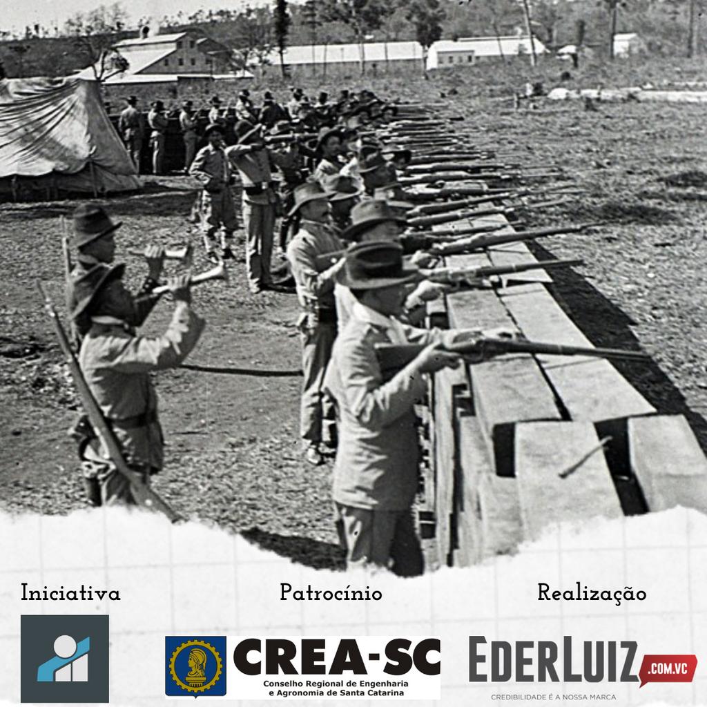 Ferrovia do Contestado - A História!