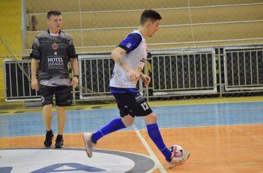 Joaçaba Futsal joga em Blumenau neste sábado pelas oitavas de final da LNF