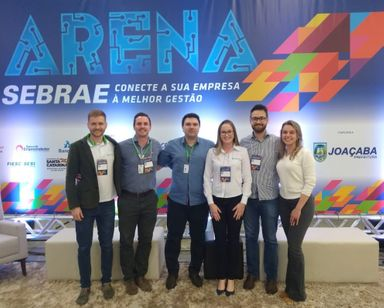 Sicredi UniEstados participa da I Arena Sebrae Joaçaba