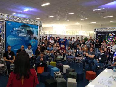 Arena Sebrae: Público supera expectativas de participação