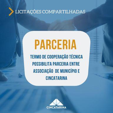 Cincatarina firma Termo de Cooperação Técnica com AMMOC