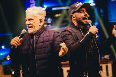 Super Live da Carboni com Matogrosso e Mathias foi um sucesso