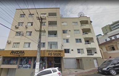 Vaga disponível em apartamento no centro de Joaçaba