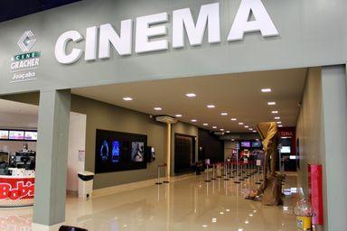 Confira a programação do Cine Gracher Joaçaba de 27 de março á 4 de abril