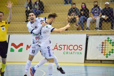 Joaçaba Futsal vence o Concórdia pela Série Ouro do Catarinense