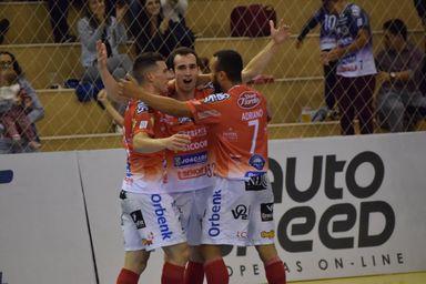 Joaçaba vence a equipe de Campo Mourão
