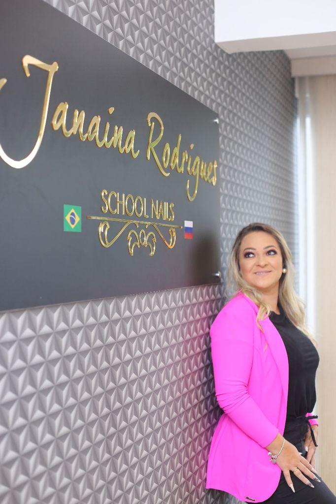 Já são mais de duas mil mulheres, formadas na Janaina Rodrigues School Nails. (Foto: Ladimara Teixeira)