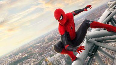 Homem-Aranha: Longe de Casa, estreia no Cine Gracher de Joaçaba