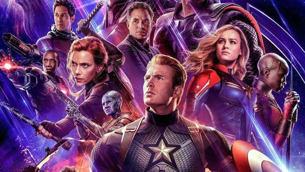 Filme mais esperado do ano - Vingadores: Ultimato, estreia nesta semana no Cine Gracher de Joaçaba