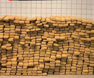 Polícia Civil de Joaçaba apreende 500 quilos de maconha em operação conjunta