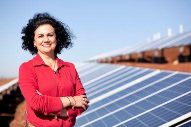 Produtores da região investem na energia solar para alcançar a eficiência energética