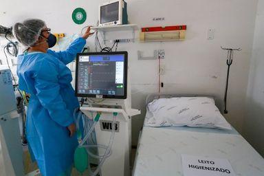 Coronavírus em SC: Estado não registra pacientes aguardando por leito de UTI