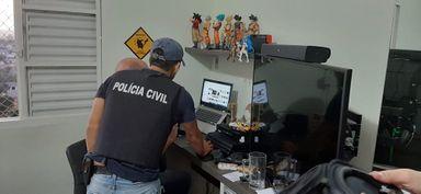 Operação combate pornografia infantil no Brasil e em mais quatro países