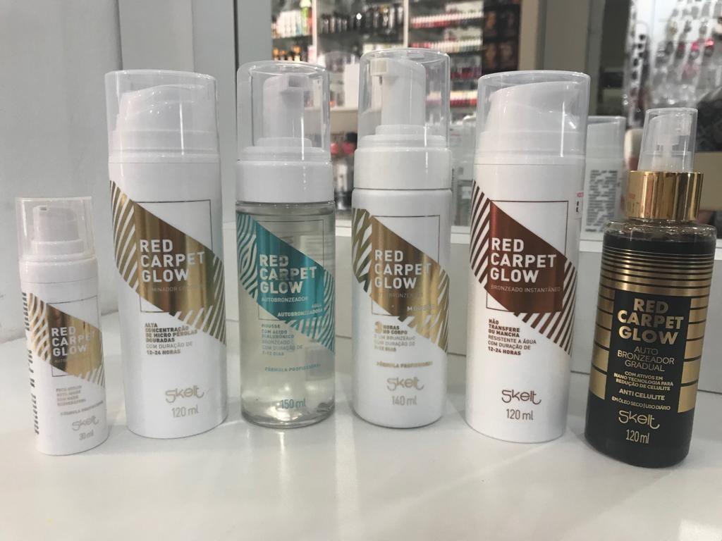Glamour Perfumaria e Cosméticos apresenta uma revolução na linha de autobronzeadores