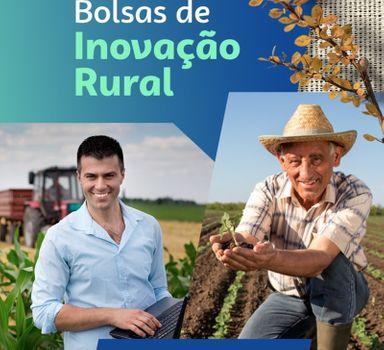 Sebrae vai selecionar bolsistas para atuar em inovação rural. Santa Catarina está entre os 7 estados selecionados
