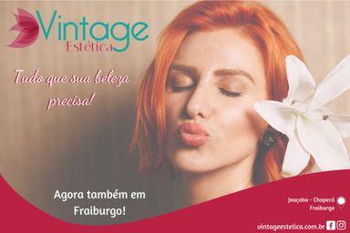 Vintage Estética inaugura Clínica em Fraiburgo no dia 19 de julho