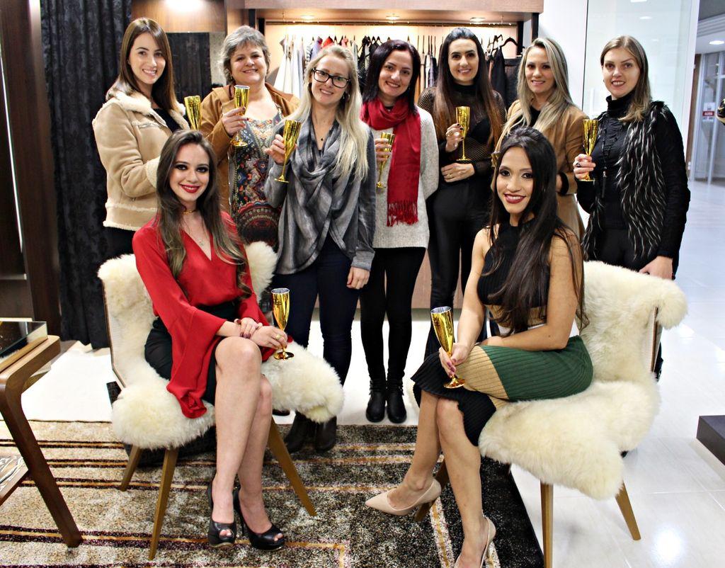 Antonella Boutique brinda sucesso com suas clientes