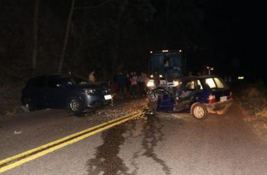 Motorista morre em acidente na SC-305 no Oeste