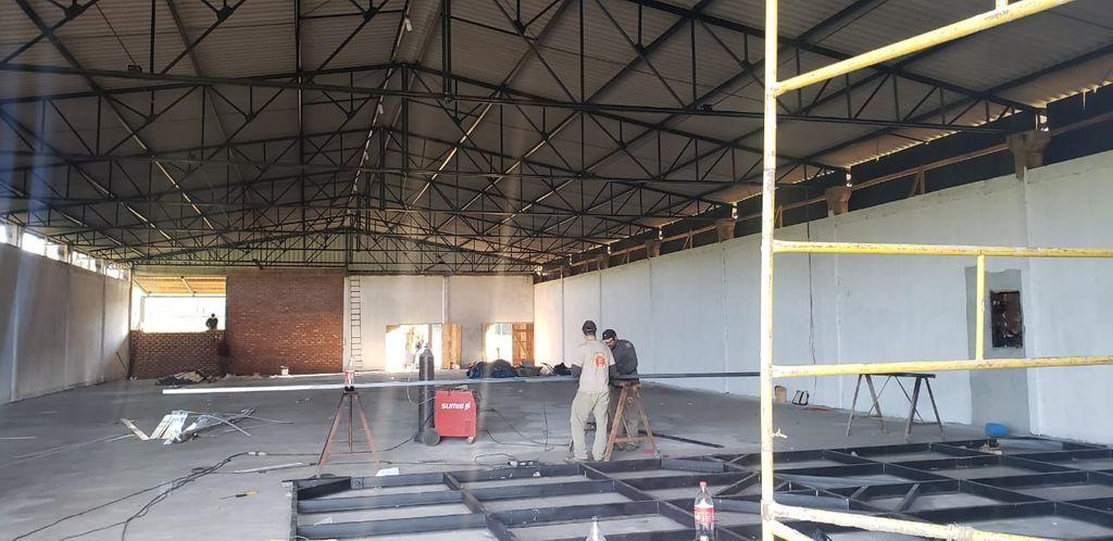 As obras vão transformar a FARM em um espaço ainda melhor para os maiores eventos da região