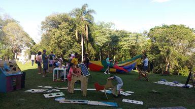 CDL/Joaçaba e SESC realizam evento especial no Dia da Criança no Monumento Frei Bruno