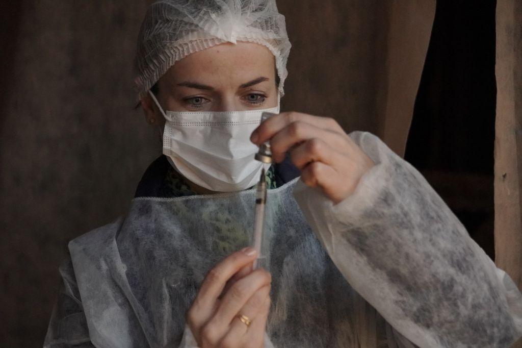 Herval d´Oeste vacina nessa semana pessoas com 36 anos ou mais contra o Covid-19