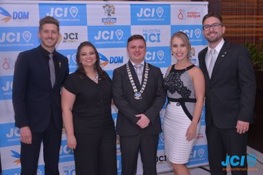 JCI Joaçaba/Herval/Luzerna dá posse ao Conselho Diretor 2019