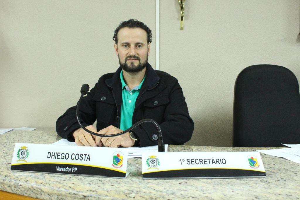 Vereador Dhiego Costa