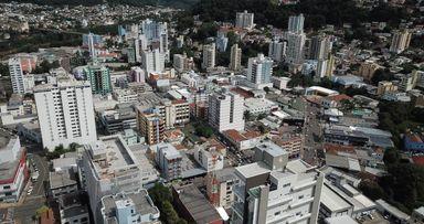 Joaçaba está entre as 30 maiores economias do Estado
