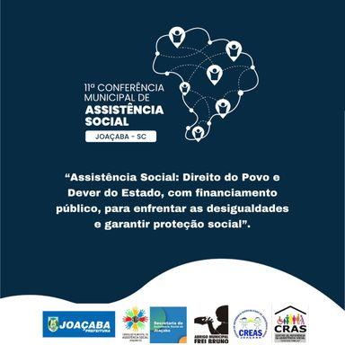 Joaçaba realiza Conferência Municipal de Assistência Social virtual