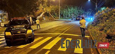 Homicídio em Joaçaba - Reconstituição do crime movimenta órgãos de segurança