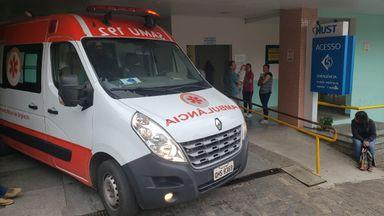 Trabalhador é atropelado na BR-282 em Joaçaba