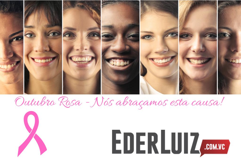Programação do Outubro Rosa da Rede Feminina de Combate ao Câncer de Joaçaba