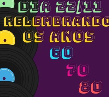 Secretaria de Assistência Social de Joaçaba promove nesta sexta-feira (22) evento para reviver anos 60, 70 e 80 para idosos do Município