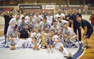 Joaçaba Futsal é Campeão da Divisão Especial do Campeonato Catarinense 2019