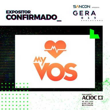 Aplicativo MyVos será lançado na GERA 019