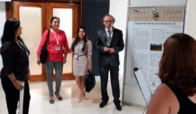 Professor da Unoesc capinzal apresenta trabalho no encontro pela unidade dos educadores em havana