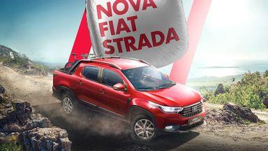 Carboni prepara lançamento da nova Fiat Strada 2021 com live e atendimento estendido