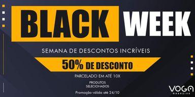 Black Week da Voga magazine começa nesta terça-feira, 20