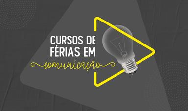 Cursos de Férias em Comunicação da Unoesc estão com inscrições abertas