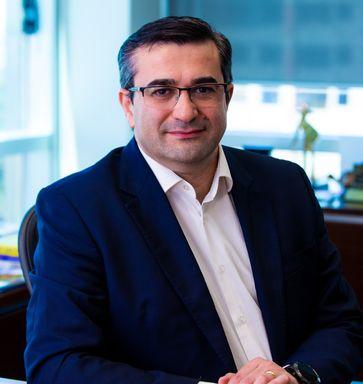 João Tavares, presidente executivo do Banco Cooperativo Sicredi