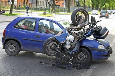Acidentes com moto crescem e maioria das vítimas tem entre 18 e 34 anos
