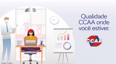 CCAA lança o Ensino Híbrido