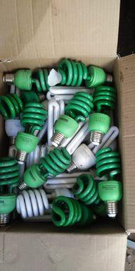 Projeto de reciclagem apoiado pela BRF arrecada 2,6 mil lâmpadas em Capinzal em um ano