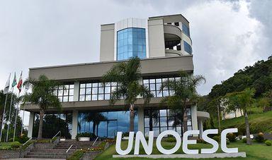 Unoesc é a número 1 no Oeste Catarinense segundo RUF