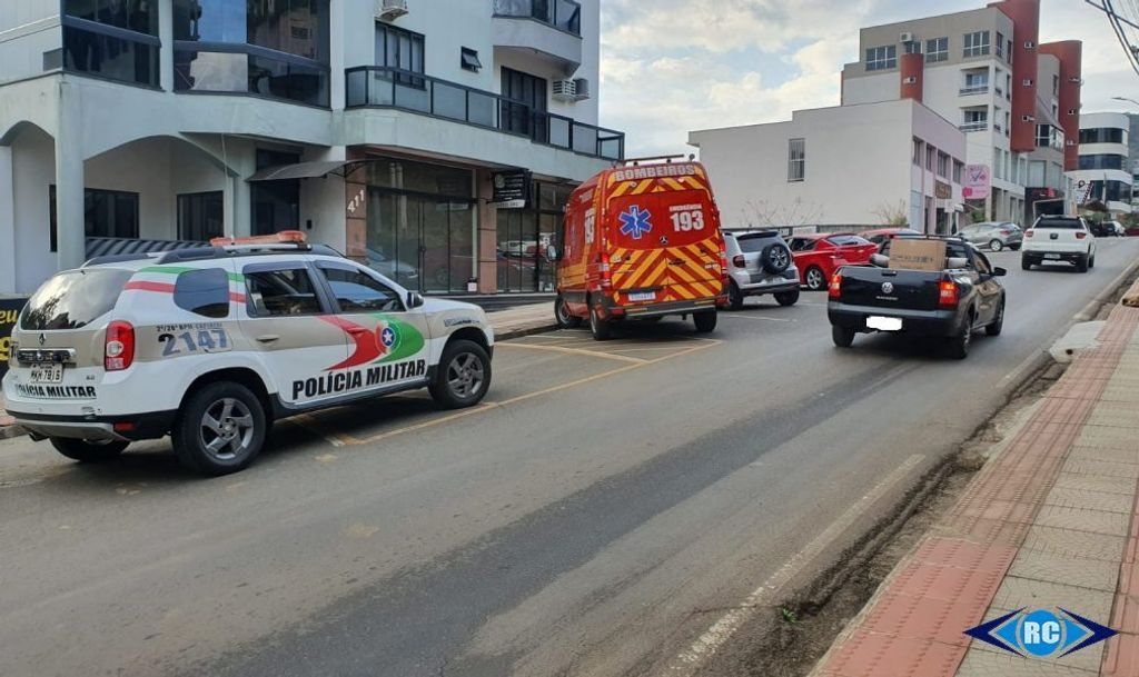 Adolescente de Luzerna é atacada pelo ex-namorado no centro de Capinzal