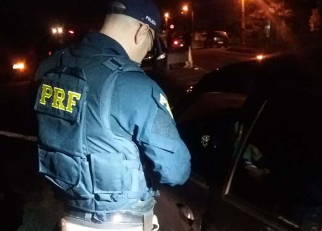 PRF realizou blitz nas rodovias catarinenses