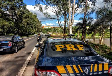 PRF registra 128 acidentes durante Operação Proclamação da República nas rodovias federais de SC