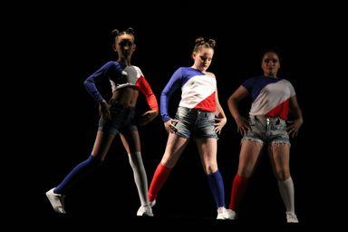 Aproximadamente 60 coreografias foram apresentadas no primeiro dia do Dance Joaçaba