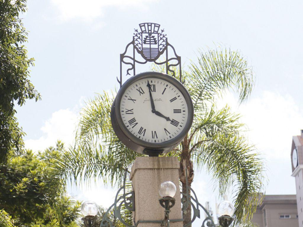 Início do horário foi tardio por causa das eleições em 2018 (Foto: Franklin de Freitas)