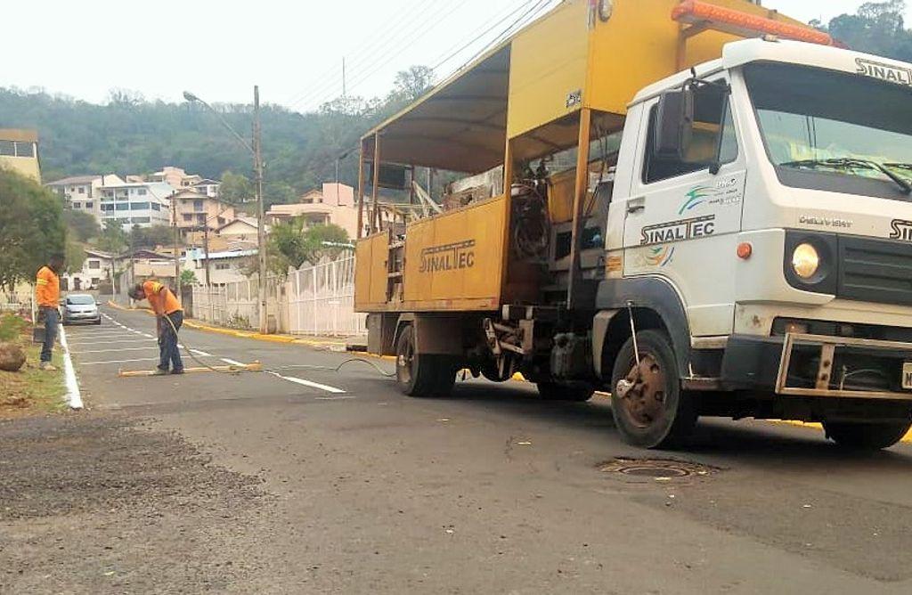 Ruas Severino Fuga e Ivo Rodrigues de Carvalho serão transformadas em vias de sentido único